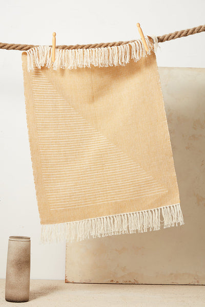 Triangle Yarrow Towel