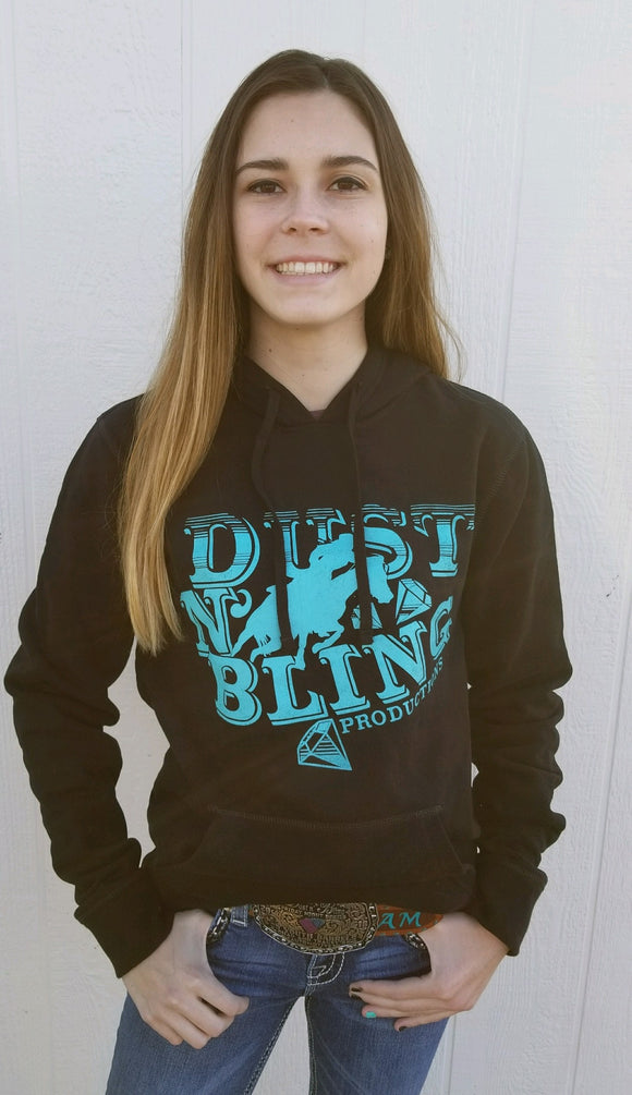Dust n' Bling Productions Cozy Pullover Hoodie