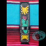 Black Sunflower Cactus Watch Band