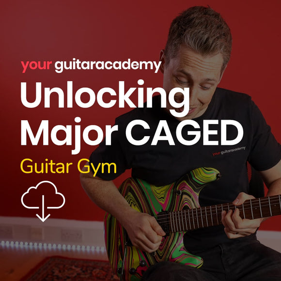Unlocking Major CAGED
