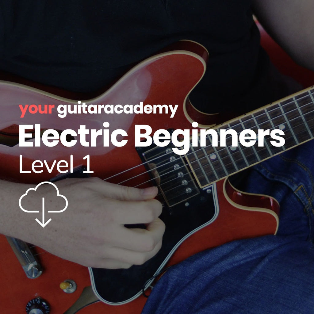 Electric Beginners Level 1