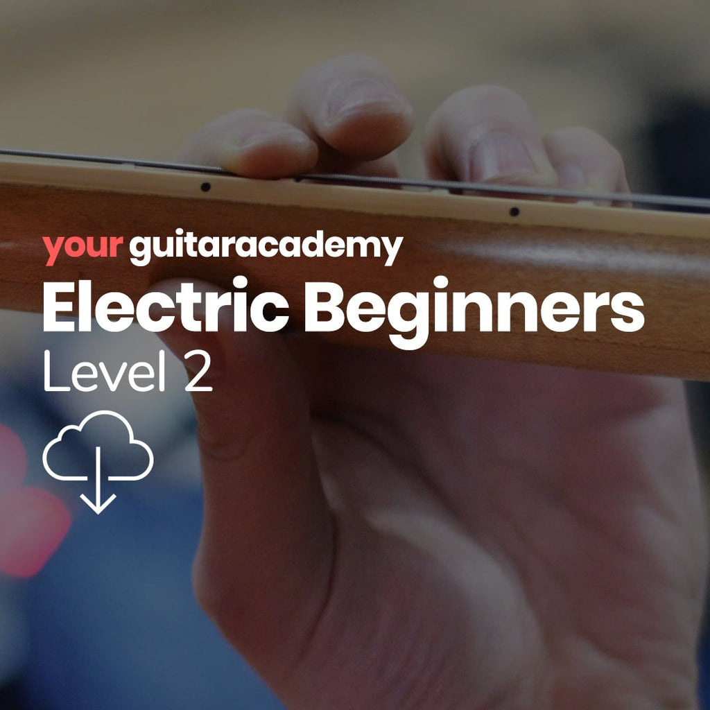 Electric Beginners (Level 2)