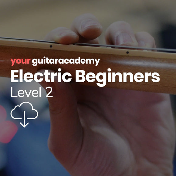 Electric Beginners Level 2