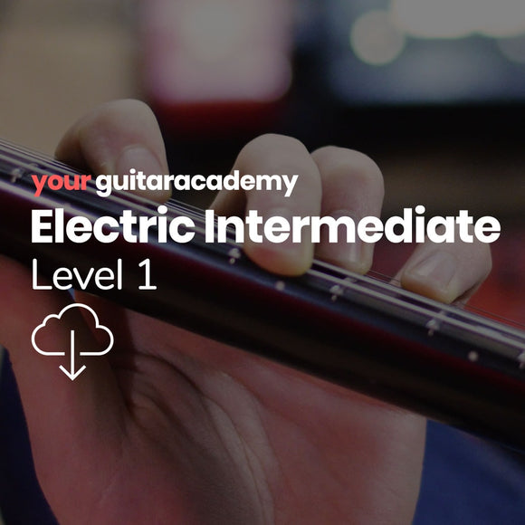 Electric Intermediate Level 1