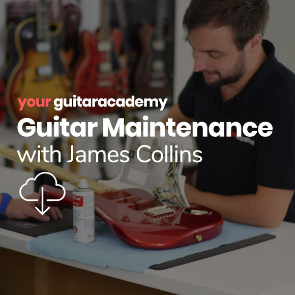 Guitar Maintenance Course