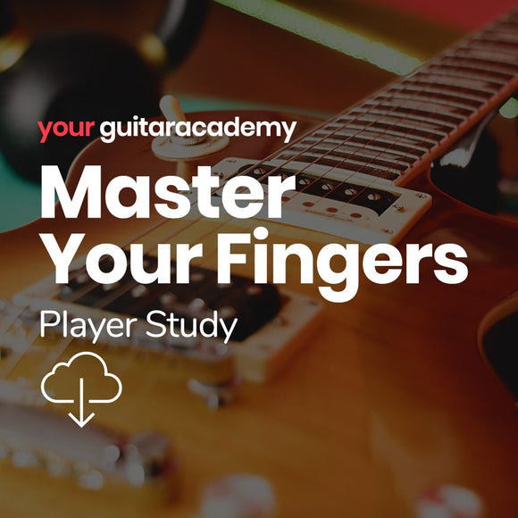 Master Your Fingers