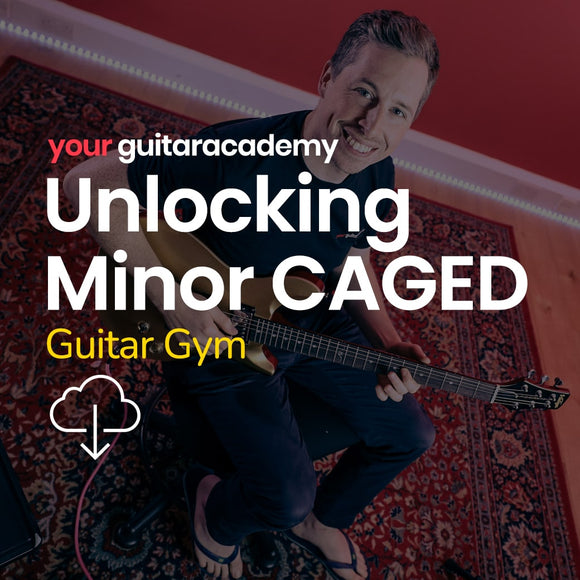 Unlocking Minor CAGED