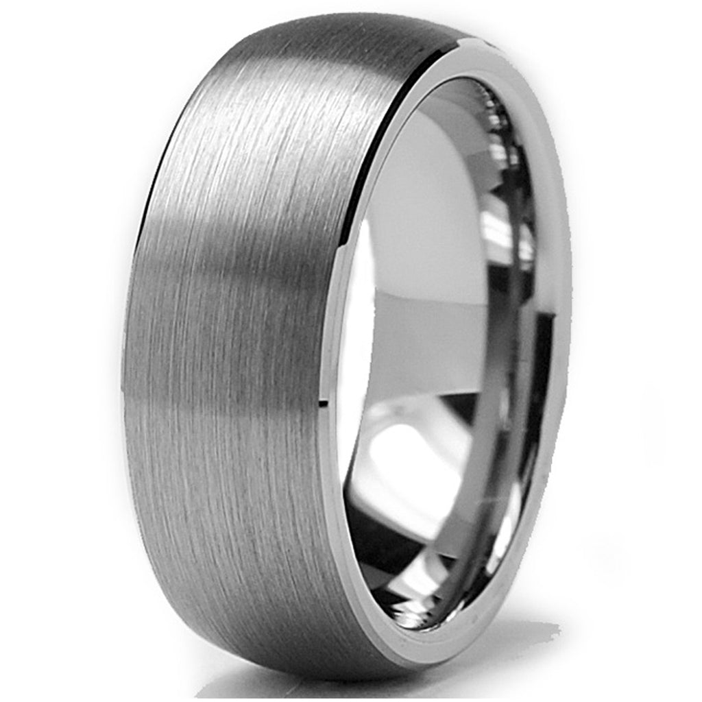 Forever Flawless Jewelry 9mm High Polish Finish Milgrain Comfort Fit Sterling Silver Wedding Band