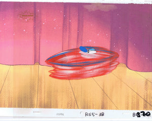 Set of 3 Progression Ren & Stimpy Original 1990's Production Cels Animation Art - The Cricket Gallery