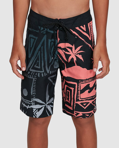 Boys Sundays Interchange Boardshort