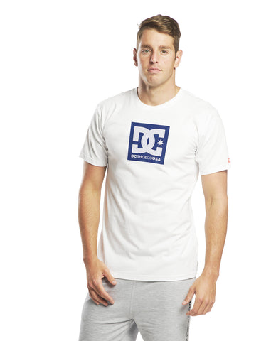Square Star Tee Mens
