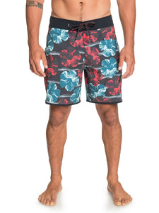 "Highline UV Rave 18"" Boardshorts"