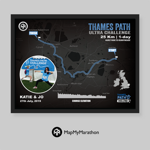 Thames Path Ultra Challenge - Second Half