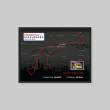 London Ride 46 Map