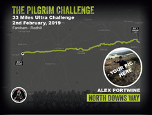 The Pilgrim Challenge Ultra - Day 1