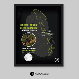 The Tour of Arran Ultra