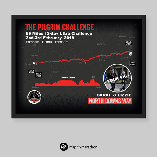 The Pilgrim Challenge Ultra - 2 Day