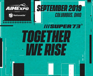 SUPER73 Set to Attend AIMExpo presented by Nationwide in Columbus, Ohio