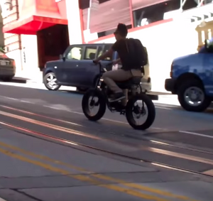 PERFORMANCE: Taking on Steep Hills of San Francisco