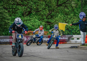 The First-ever National Electric Motorbike Racing Series