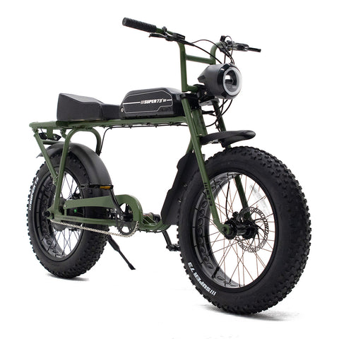 SUPER73-SG1 Army Green electric motorbike