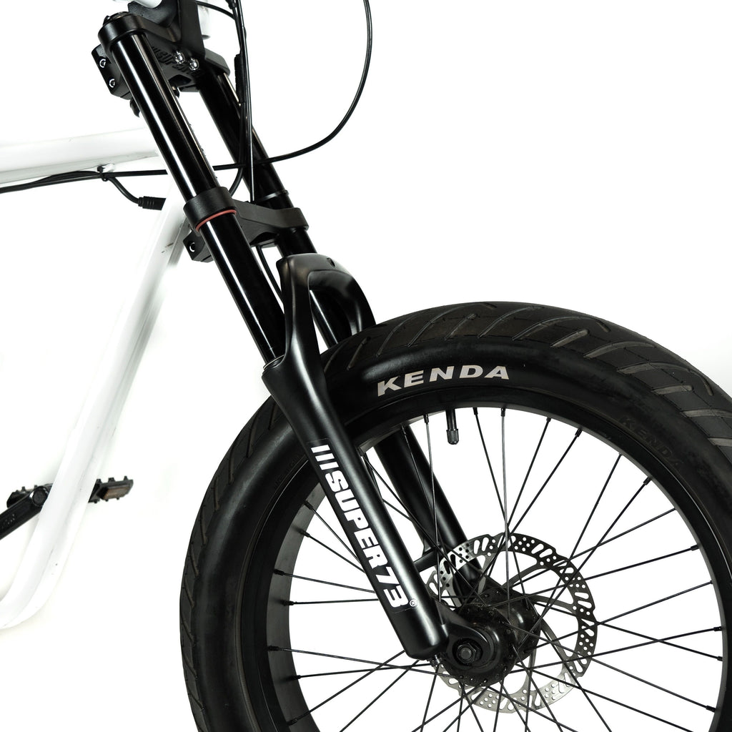 Air Suspension Fork