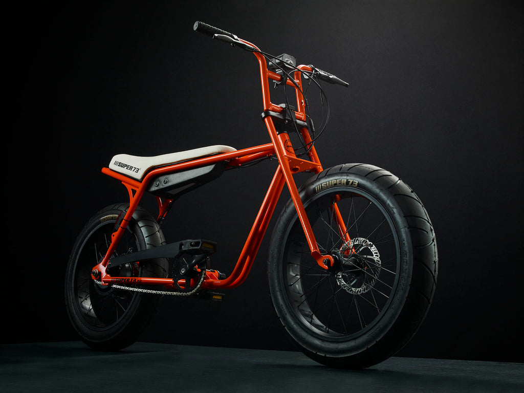 SUPER73-ZG Astro Orange