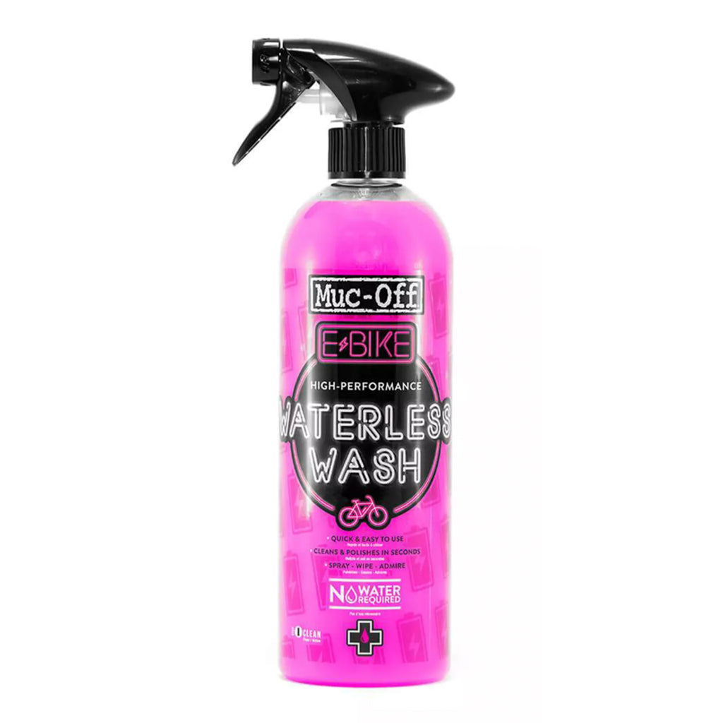 MUC-OFF E-BIKE WATERLESS WASH 750ML