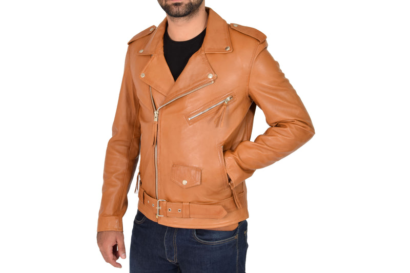 Tips for buying the right mens leather jackets