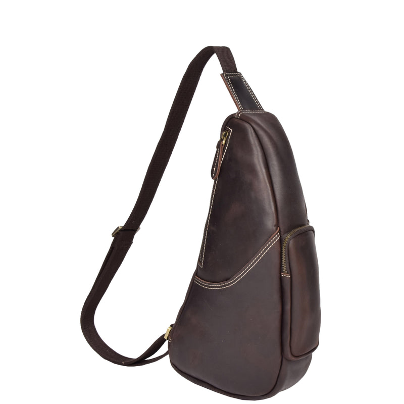 leather back bag