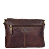 Womens Classic Cross Body Shoulder Bag Hazel Brown 1