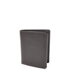 Mens Soft Leather Small Bifold Wallet Brisbane Brown 1