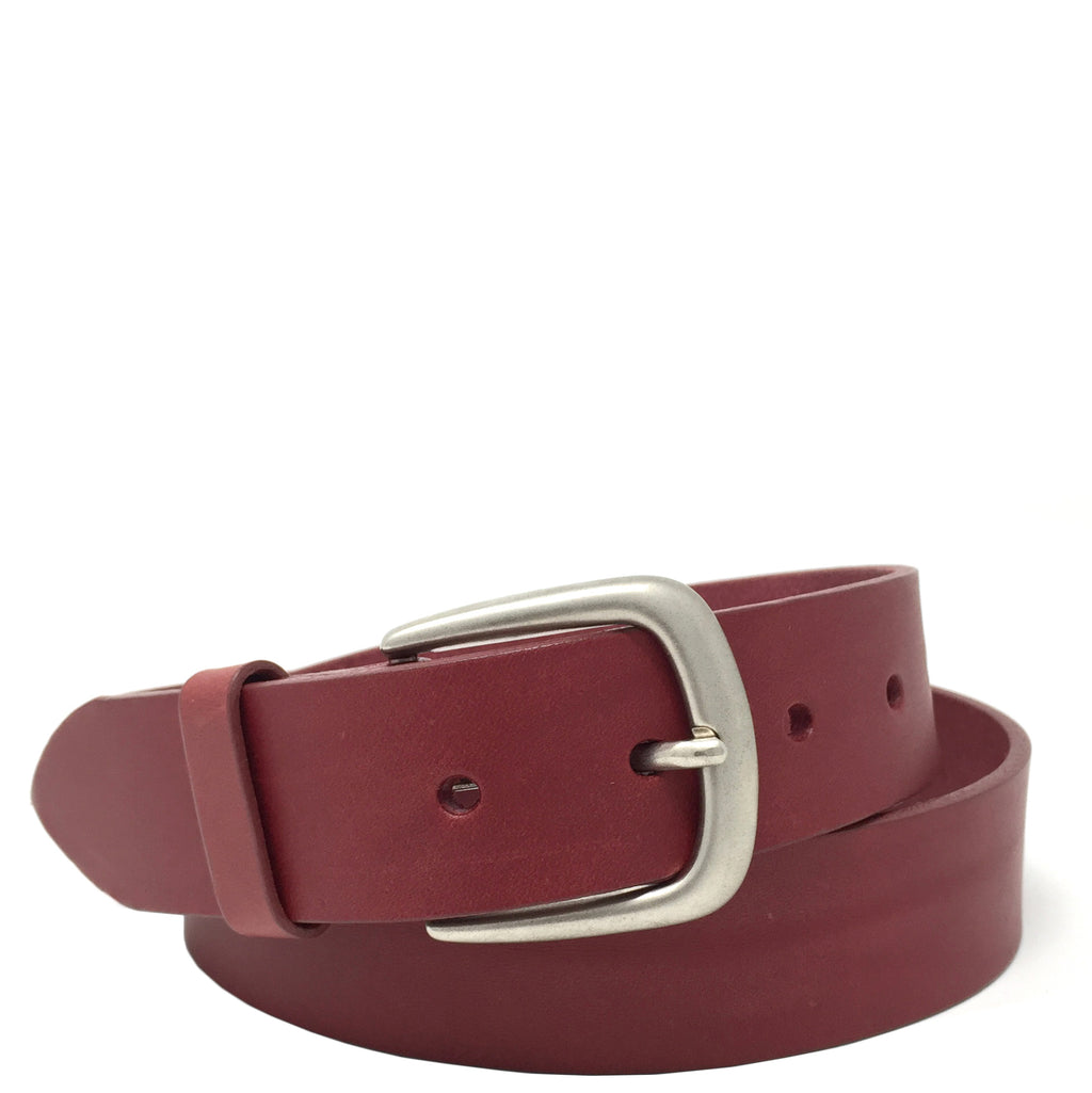 men leather jeans belt