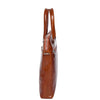 slim leather body bag