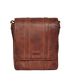 leather man bag