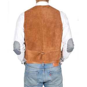 waistcoat for mens with adjustable back strap