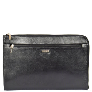 leather underarm bag