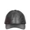 leather summer cap