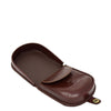 Horse Shoe Luxury Leather Coins Wallet HOL5RT Brown 3