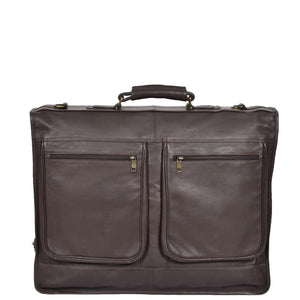 leather suit carrier for mens and womens