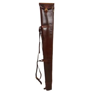 leather rifle bag