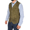 gilet with two front pockets