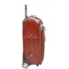 cabin suitcase with carry handle