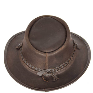 leather cowboys bc cap
