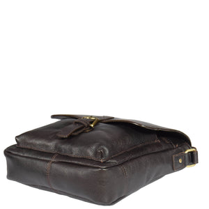 mens leather organiser pouch