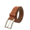mens leather jeans belt