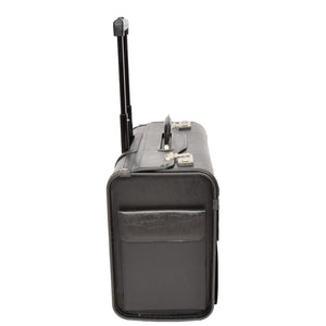 pilotcase with a telescopic handle