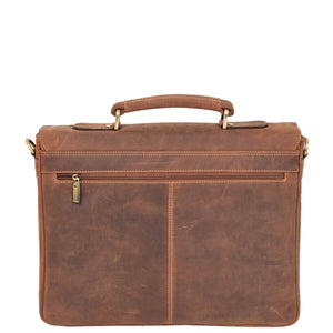 briefcases with top grab handles