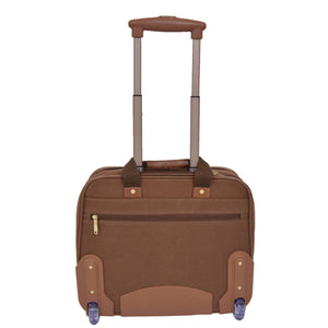 small size trolley bag with wheels