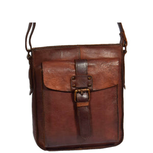 cross body organiser man bag